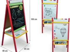 Zalety tablic magnetycznych dla dzieci