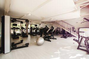 wyposażenie siłowni