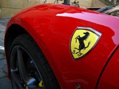 Sklep Ferrari jako idealne miejsce w sieci dla fana Ferrari Team