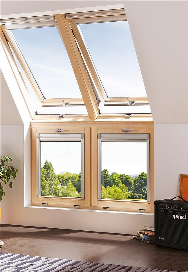 Okno dachowe, źródło: extradom