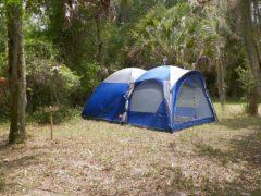 Rodzaje namiotów turystycznych