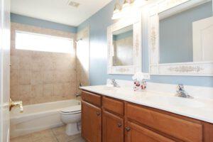 łazienka w stylu tradycyjnym