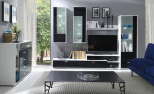 nowoczesne meble do salonu Messa
